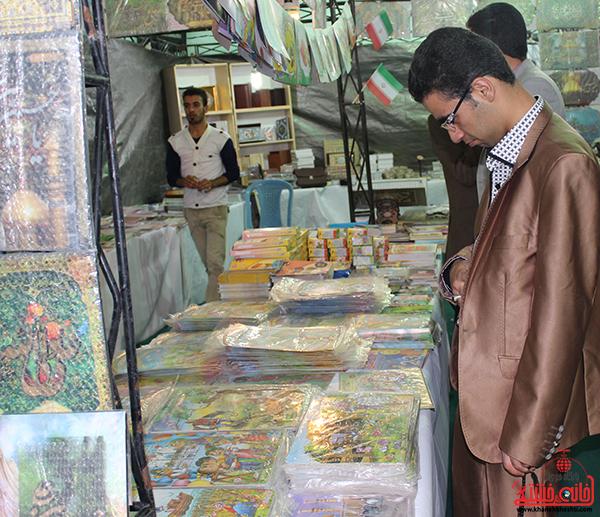 نمایشگاه قرآن در رفسنجان2