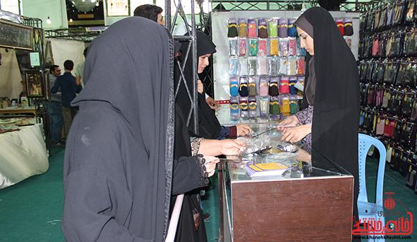نمایشگاه قرآن در رفسنجان21