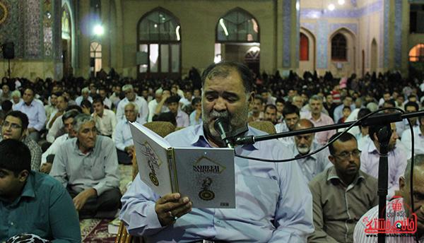 وداع  با ماه مبارک رمضان در مسجد جامع رفسنجان18