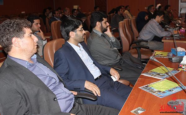 پایگاه اطلاع رسانی خانه خشتی.جلسه ستاد توسعه اقتصادی در فرمانداری رفسنجان