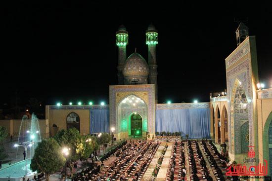 گزارش تصویری آئین جمع خوانی قرآن کریم در رفسنجان-قرآن-خانه خشتی رفسنجان (10)