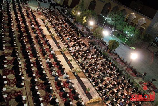 گزارش تصویری آئین جمع خوانی قرآن کریم در رفسنجان-قرآن-خانه خشتی رفسنجان (12)