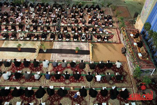 گزارش تصویری آئین جمع خوانی قرآن کریم در رفسنجان-قرآن-خانه خشتی رفسنجان (13)