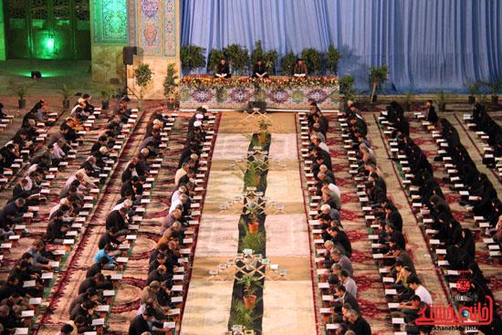 فعالیت 84 جلسه دائمی قرآن کریم در رفسنجان