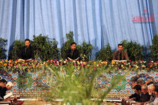 گزارش تصویری آئین جمع خوانی قرآن کریم در رفسنجان-قرآن-خانه خشتی رفسنجان (3)