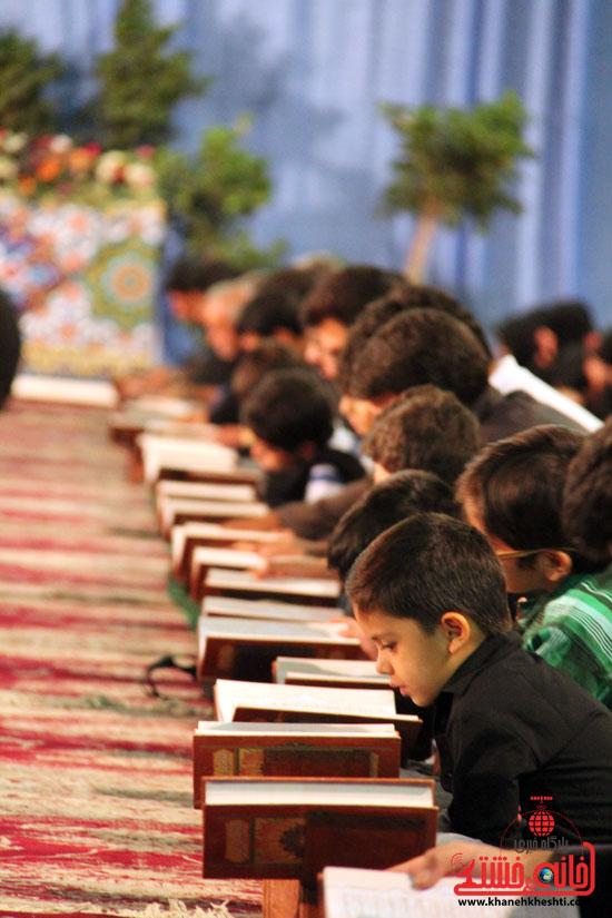 گزارش تصویری آئین جمع خوانی قرآن کریم در رفسنجان-قرآن-خانه خشتی رفسنجان (7)