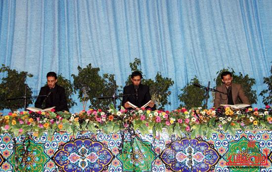 گزارش تصویری آئین جمع خوانی قرآن کریم در رفسنجان-قرآن-خانه خشتی رفسنجان (9)