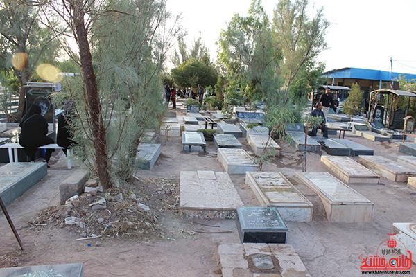 10مزار عباس آباد رفسنجان. پایگاه اطلاع رسانی خانه خشتی