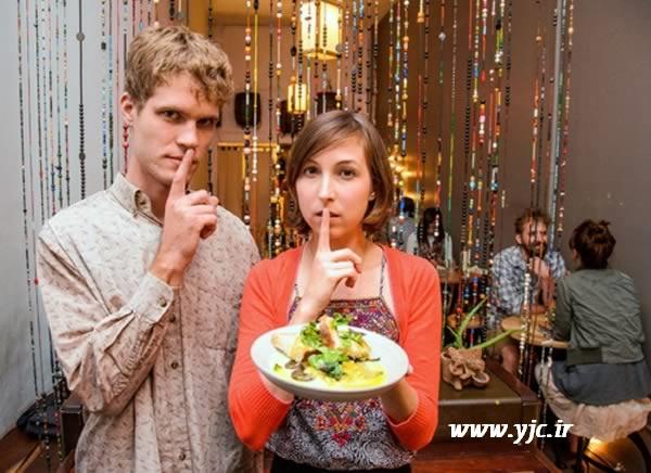 5 رستوران عجیب و غریب در دنیا +عکس