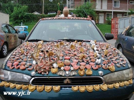 دندان پزشکان عاشق این خودرو می شوند +عکس