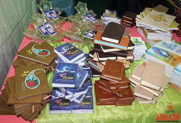 26نمایشگاه قرآن در رفسنجان