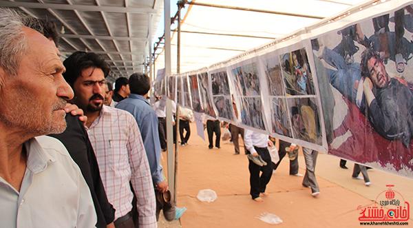 3نمایشگاه عکس روز جهانی قدس در رفسنجان