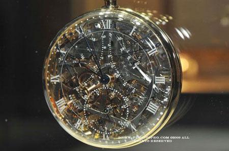 گرانقیمت ترین ساعت های جهان +عکس