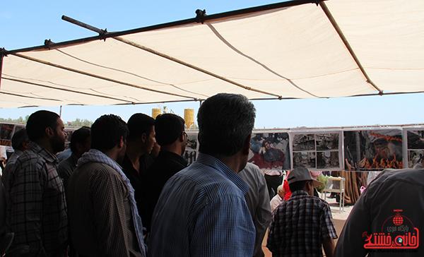 4نمایشگاه عکس روز جهانی قدس در رفسنجان