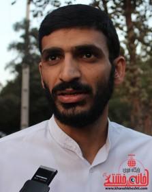 4گزارش مردمی رفسنجان از راهپیمایی روز قدس