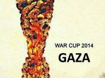 جام جهانی هنوز تمام نشده اسرائیل ۷ – ۰ غزه/تصویر