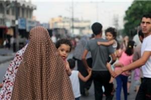 هر ساعت یک کودک در غزه کشته می شود
