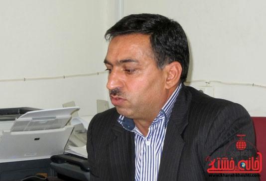 95 دفتر دولتی و خدمات ارتباطی ماهیانه 30 هزار مرسوله پستی را در رفسنجان توزیع می کنند