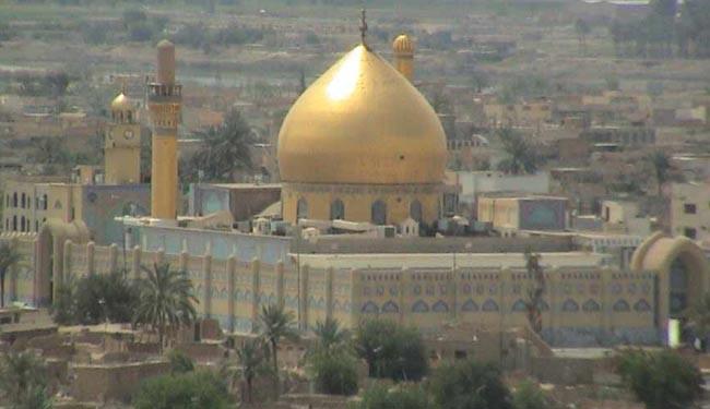 حمله خمپارهای به اطراف مرقد امامین عسکریین(ع)