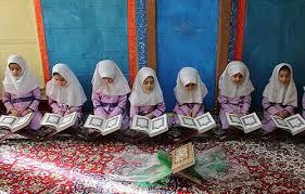 دوره تربیت مربی پیش دبستانی های قرآنی رفسنجان