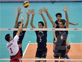 تیم ملی والیبال ایران با برزیل و روسیه همگروه شد