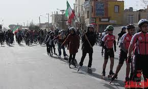 آمادگی همه جانبه خانواده بزرگ ورزش رفسنجان برای حضور در راهپیمایی روز قدس