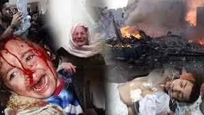بیانیه هنرمندان رفسنجانی در حمایت از کودکان غزه و مردم فلسطین+عکس