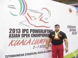 اعزام وزنه بردار رفسنجانی به اردوی تیم ملی