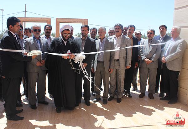 افتتاح ساختمان نظام مهندسی رفسنجان1