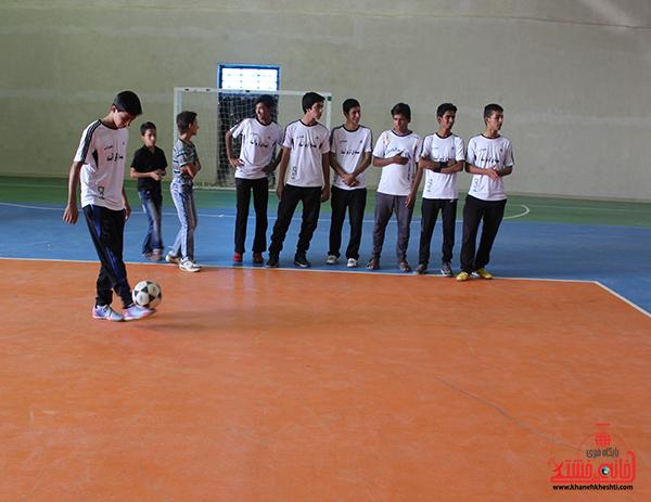 افتتاح مجموعه ورزشی شهدای کریم آباد علیاء+عکس