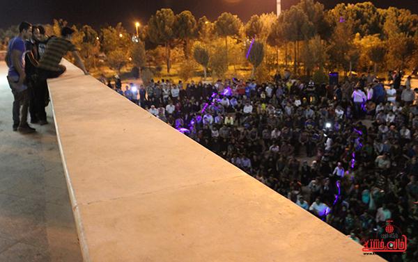 جشن آرامش و امید در رفسنجان10