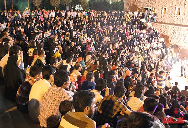جشن آرامش و امید در رفسنجان4