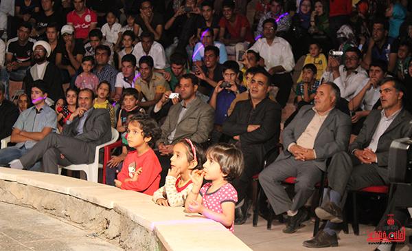 جشن آرامش و امید در رفسنجان7