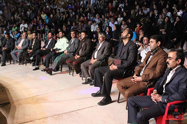 جشن آرامش و امید رفسنجان