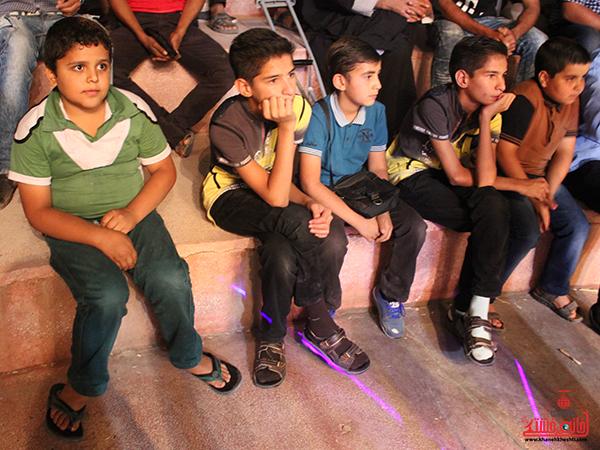 جشن آرامش و امید رفسنجان1