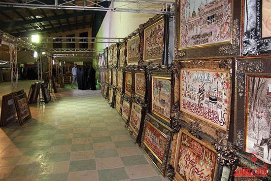 دومین نمایشگاه صنعت ساختمان و خانه مدرن در رفسنجان (14)