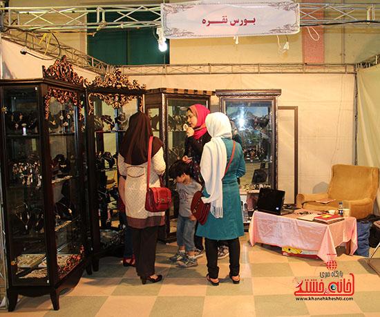 دومین نمایشگاه صنعت ساختمان و خانه مدرن در رفسنجان (15)