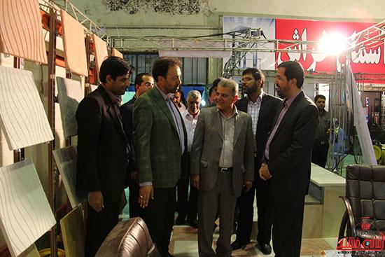 دومین نمایشگاه صنعت ساختمان و خانه مدرن در رفسنجان (2)