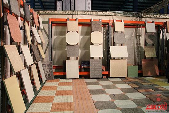 دومین نمایشگاه صنعت ساختمان و خانه مدرن در رفسنجان (5)