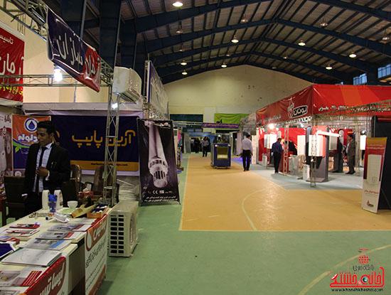 دومین نمایشگاه صنعت ساختمان و خانه مدرن در رفسنجان (6)