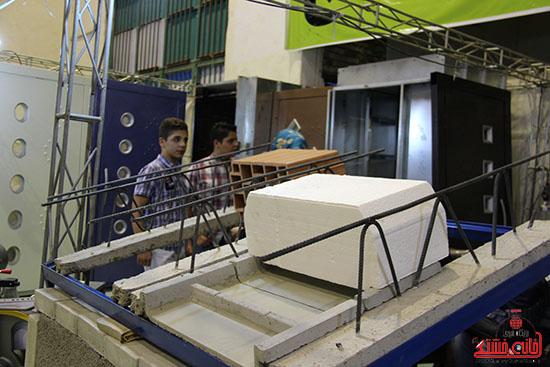 دومین نمایشگاه صنعت ساختمان و خانه مدرن در رفسنجان (9)