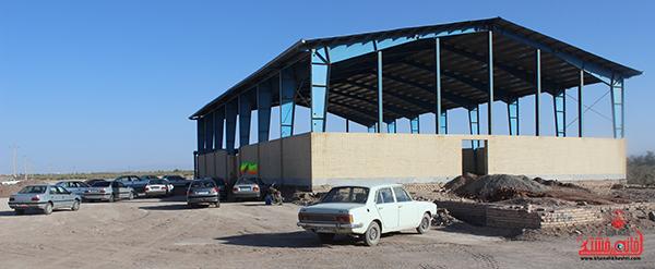 برای تکمیل ساخت سالن ورزشی شهدای لاهیجان، ۴ میلیارد ریال هزینه نیاز است