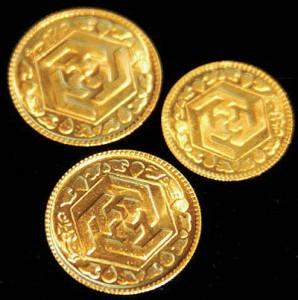 قیمت طلا وسکه/۱۱مرداد