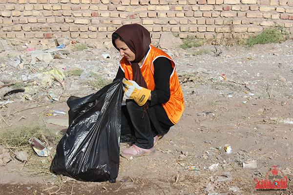 همایش پیاده روی خانوادگی روستایی در رفسنجان5