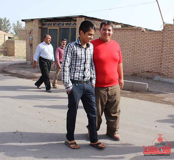 همایش پیاده روی خانوادگی روستایی در رفسنجان6
