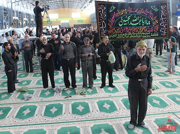 هیئت عزاداری در روستای قاسم آباد رفسنجان11