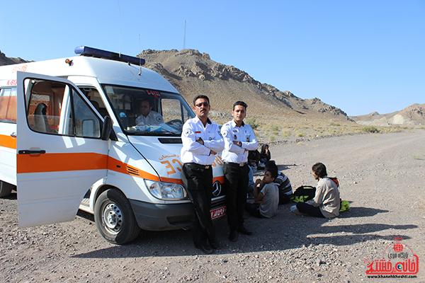 کوهپیمایی خانوادگی رفسنجان1