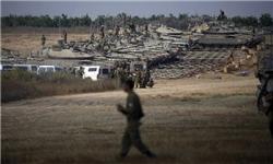 ارتش اسرائیل از غزه فرار کرد