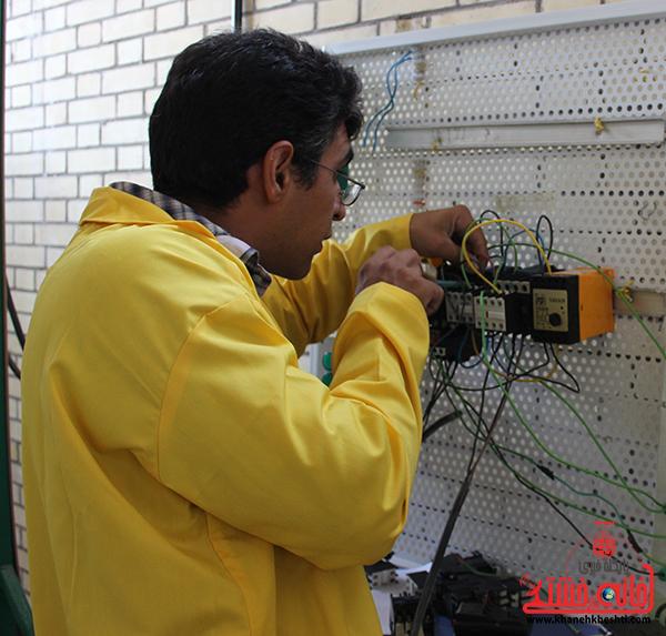 شانزدهمین دوره مسابقات المپیاد ملی مهارت فنی و حرفه ای شهرستان رفسنجان برگزار می شود