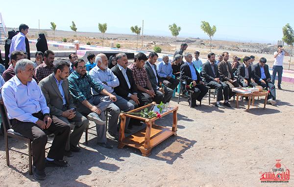 8افتتاح پروژه پارک کودک در روستای ناصریه